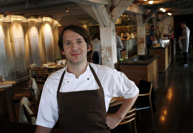 René Redzepi - chef do Noma