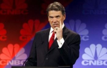 Rick Perry vai ter dificuldades em continuar a sua campanha