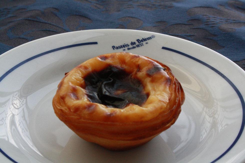 Pastel de Belém (Lisboa e Setúbal)