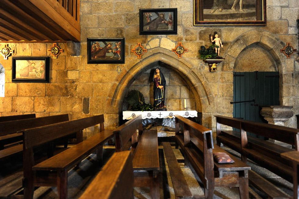 Tabuaço | Igreja Matriz de Barcos