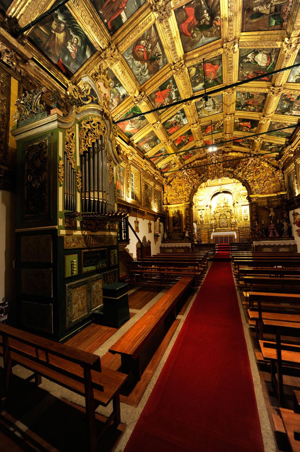 Vila Real | Igreja Paroquial de São João de Lobrigos