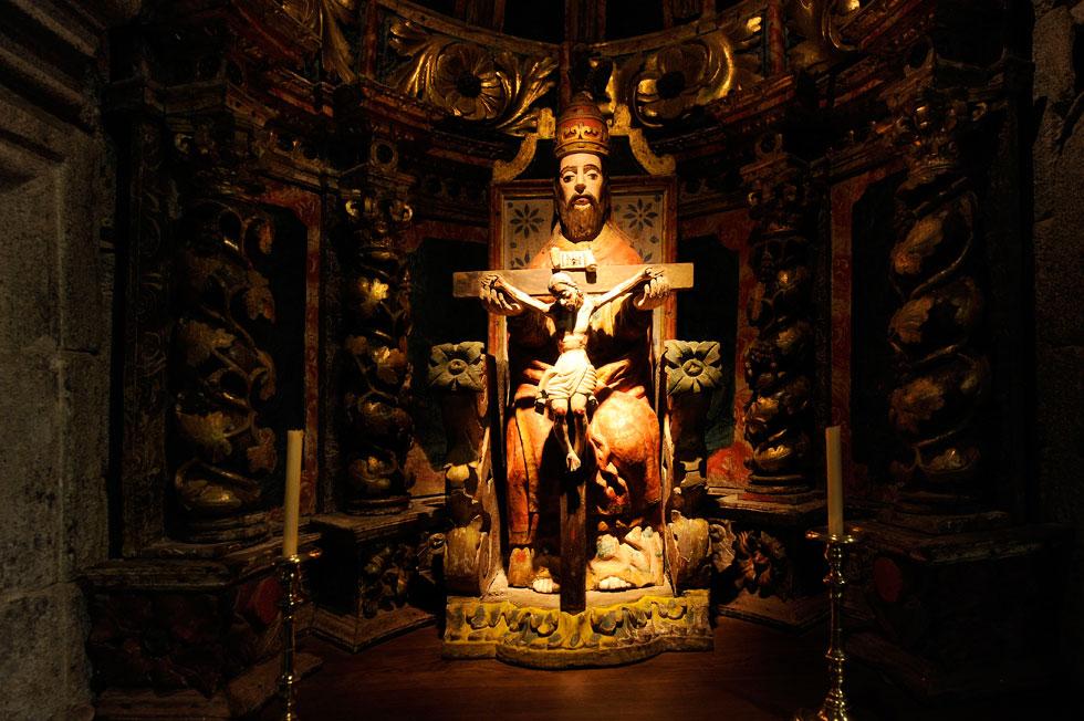 Trevões | Igreja Matriz de Santa Maria de Trevões