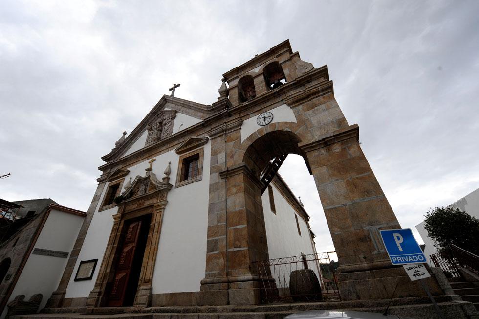Vila Real | Igreja Matriz de São Frutuoso de Constantim