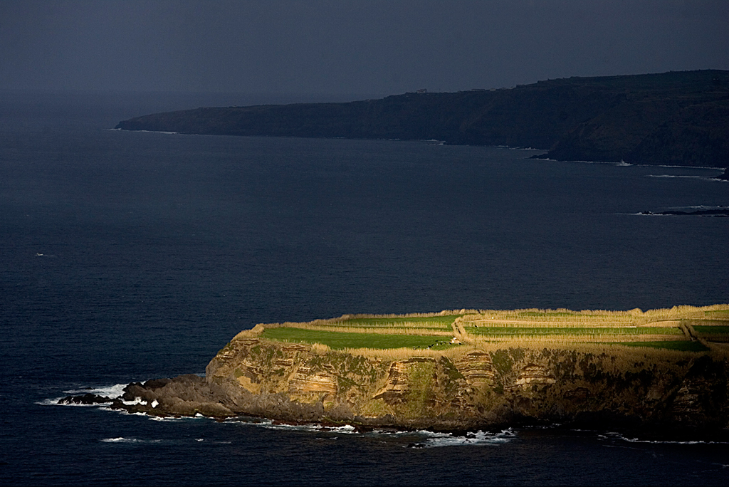Mensagem atravessou o Atlântico até aos Açores