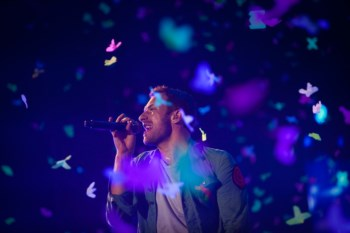 Os Coldplay estiveram este ano no Alive