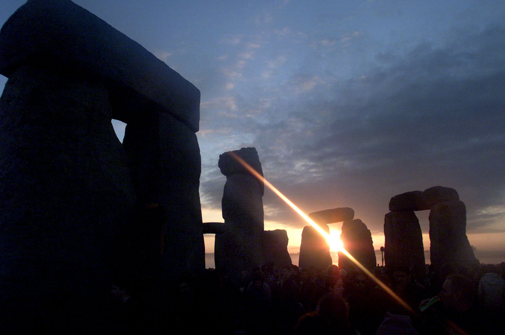 Stonehenge é um dos locais arqueológicos mais importantes da Europa