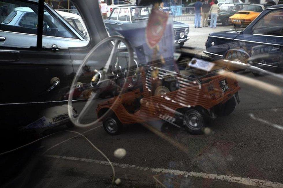 Aveiro recebeu mais uma Automobilia entre 20 e 22 de Maio. Carros antigos ou motas e bicicletas fizeram as delícias de muitos no Parque de Feiras e Exposições da cidade na