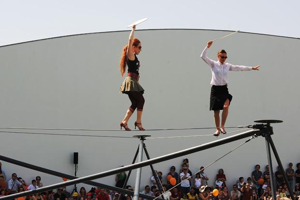 Espectáculo (30 de Maio de 2009)