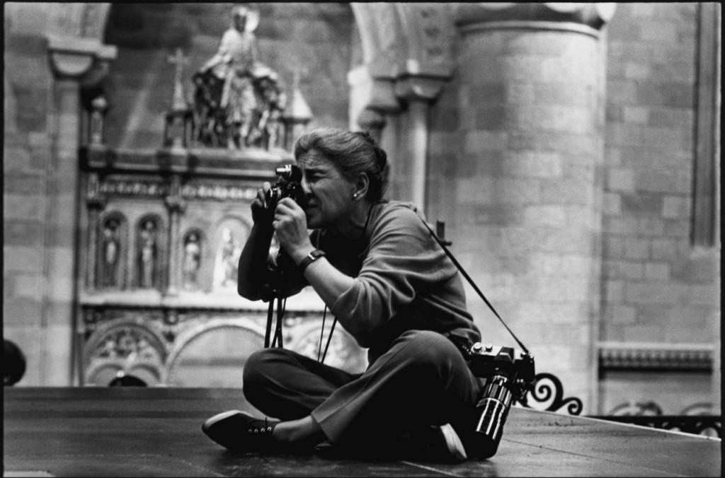 Eve Arnold, 1912-2012