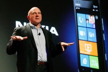 O CEO da Microsoft, Steve Ballmer