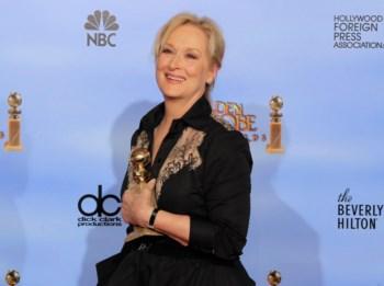 Meryl Streep ganhou pela interpretação de Margaret Thatcher