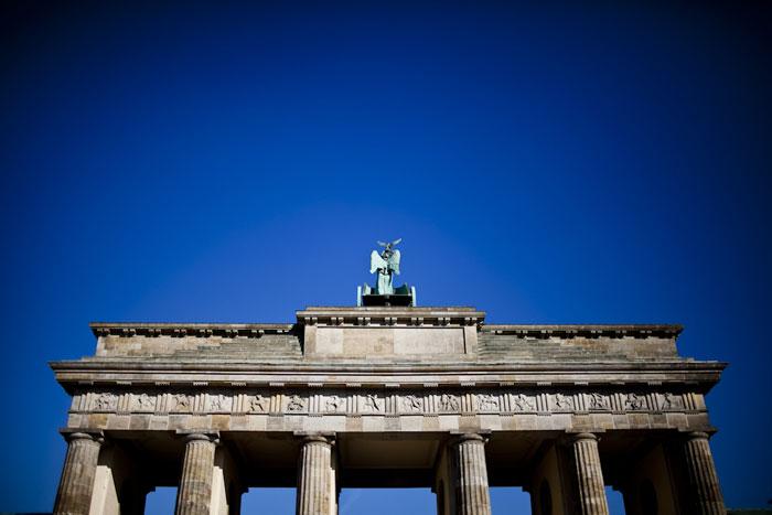 Berlim, cidade do mundo