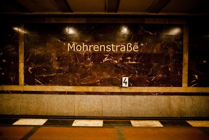 No metro