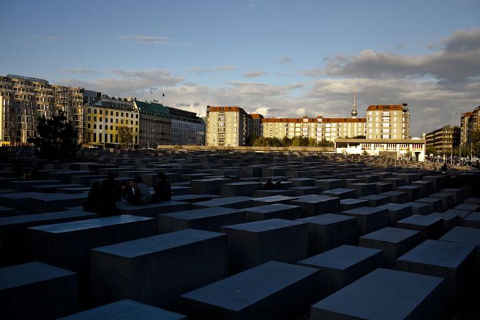 Novo memorial aos judeus mortos em guerra na Europa