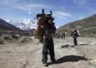 Pelas montanhas do Nepal