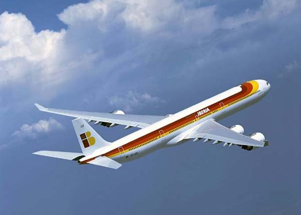 As ligações Madrid-Luanda serão operadas num Airbus A340/300