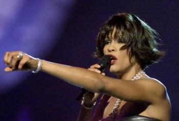Morreu a cantora Whitney Houston