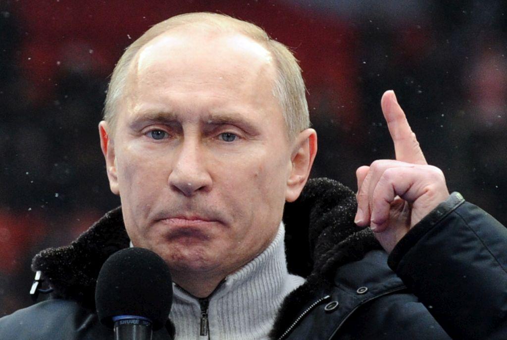 Putin não gostou da capa da revista americana