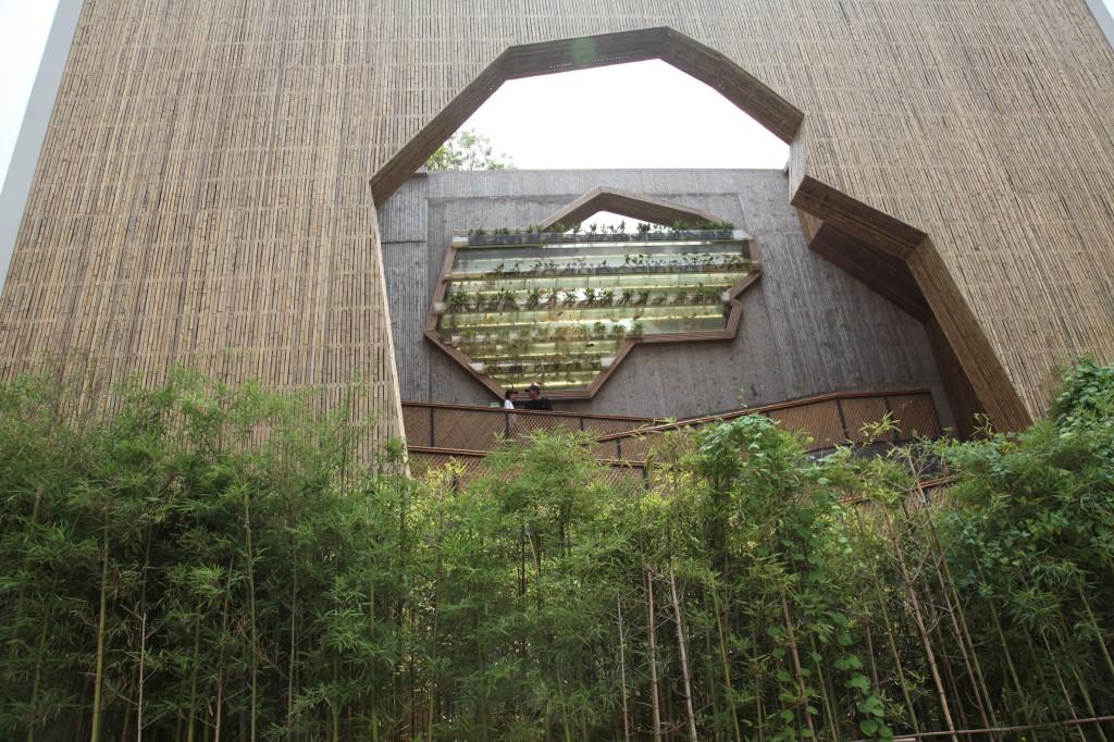 Pavilhão Ningbo Tengtou, Expo de Xangai, 2010