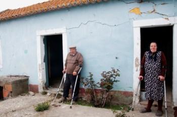 O dono do contentor onde José e Rosa têm vivido quer a sua devolução