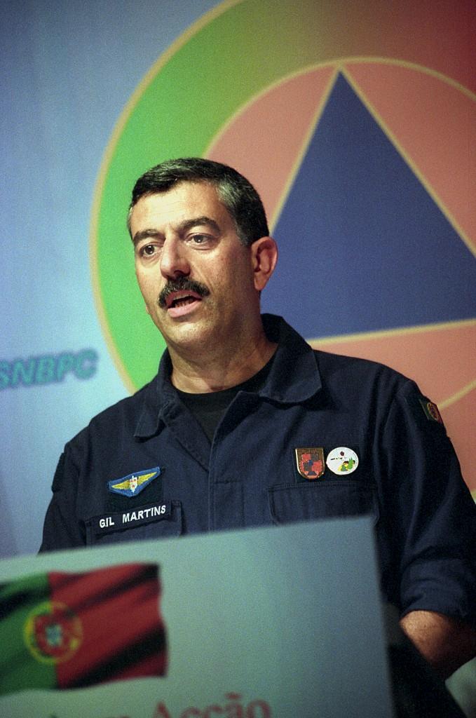 Gil Martins é acusado de ter desviado mais de 100 mil euros