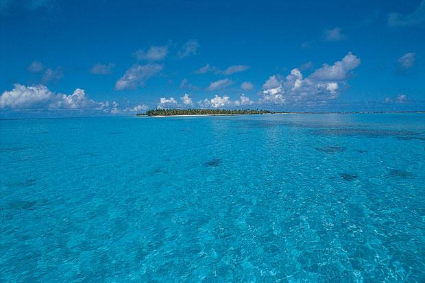 Uma fotogaleria que mergulha fundo nas belezas marinhas. Damos a volta ao mundo em busca dos melhores e mais bonitos sítios do mundo para mergulho submarino. E é uma fotogaleria dinâmica e sempre em crescimento. Vai um mergulho? | Na foto: Atol de Rangirosa na Polinésia/Turismo do Tahiti | Saiba mais sobre os melhores sítio de mergulho do mundo em http://fugas.publico.pt/286778