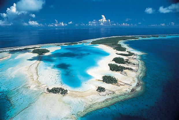 Atol de Rangirosa na Polinésia | Turismo do Tahiti