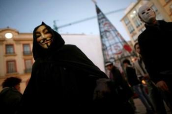 Rui Cruz, informático, criou o TugaLeaks, onde divulgava acções de grupos como os Anonymous Portugal