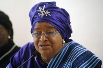 """""""Temos certos valores tradicionais que gostaríamos de preservar"""", defendeu a Presidente da Libéria"""