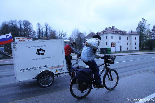 Eslováquia. Outubro 2010