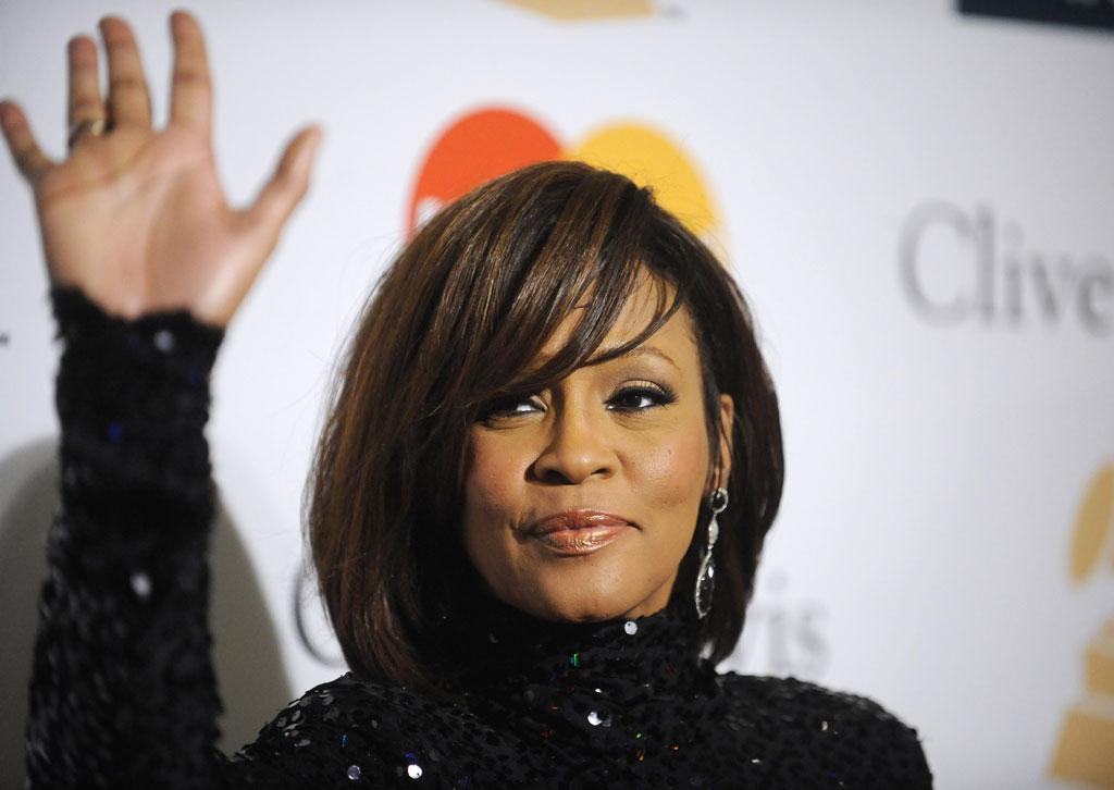 Whitney morreu a 11 de Fevereiro, num quarto de hotel em Los Angeles