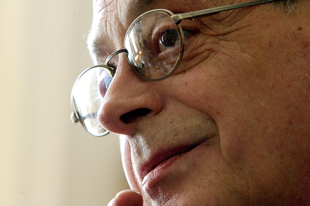 Antonio Tabucchi tinha 68 anos