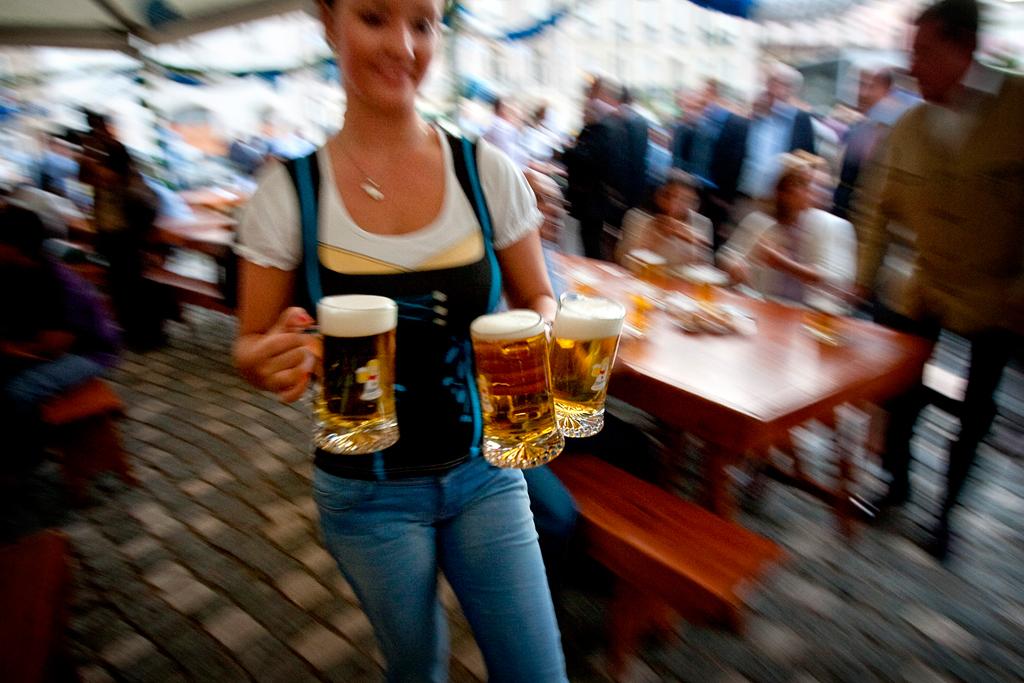 A Europa continua a liderar o consumo mundial de álcool