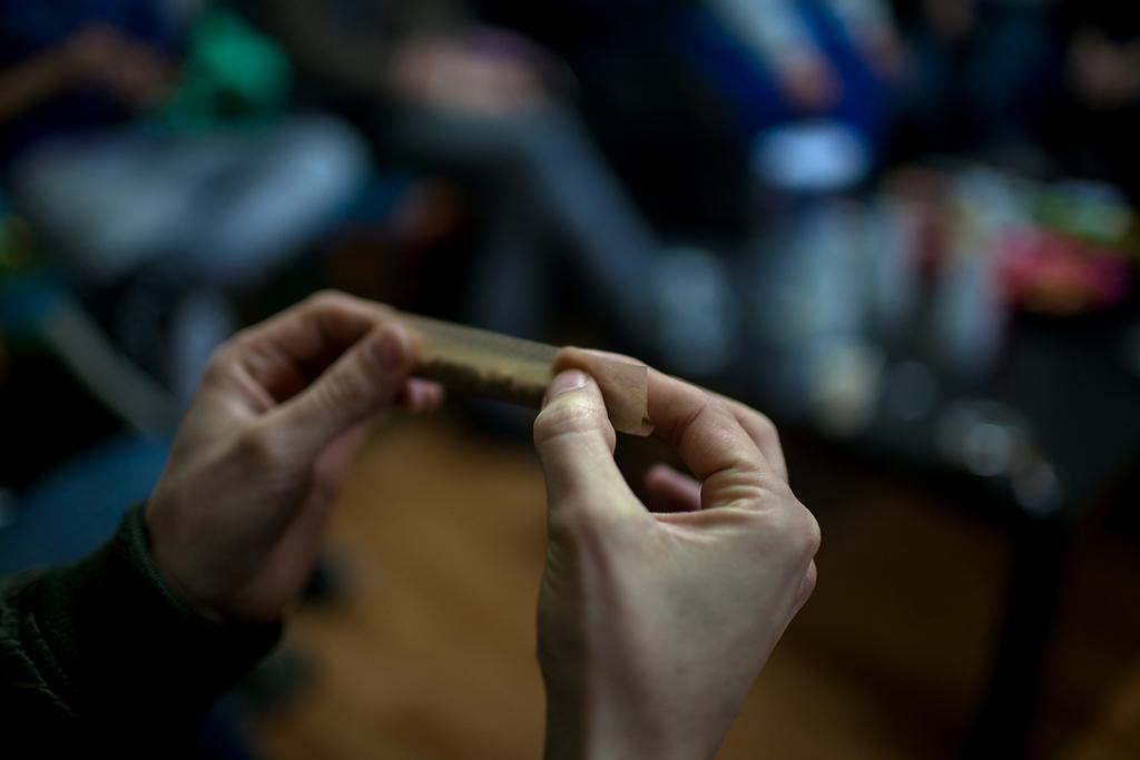 A ABCDA é uma de dezenas de associações de cannabis que surgiram nos últimos anos em Espanha