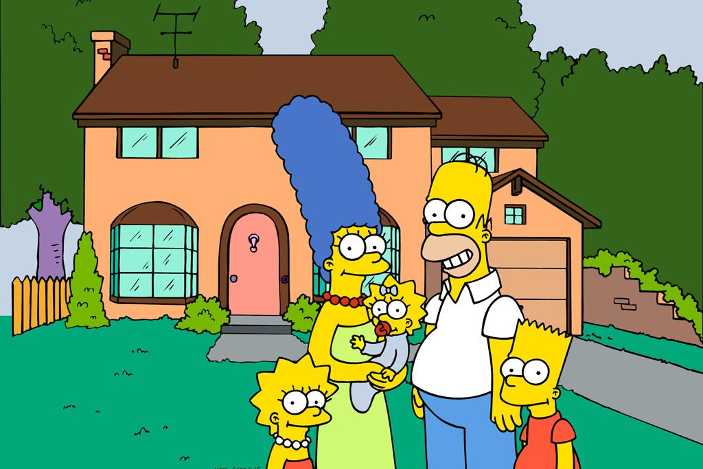 Criador dos Simpsons revelou onde fica Springfield