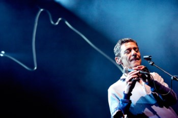 Chico Buarque no Coliseu do Porto, em 2006