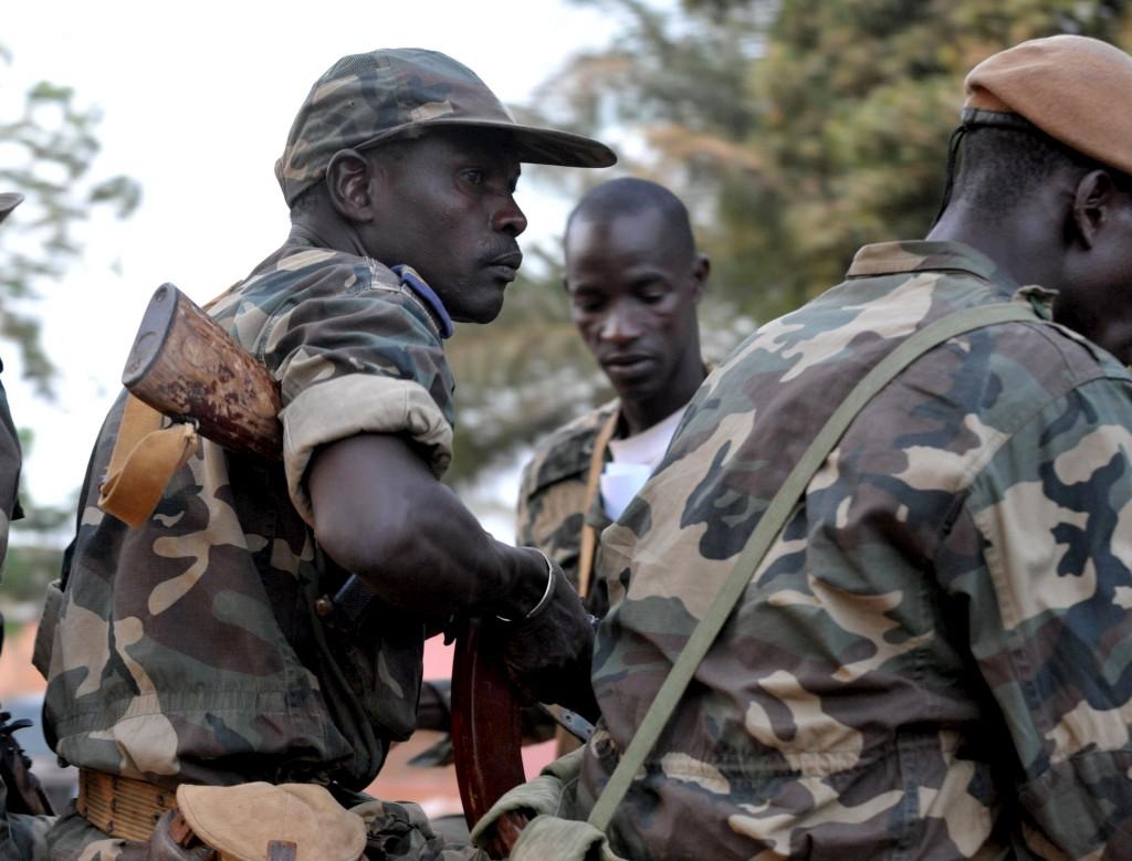 Militares derrubaram o Governo da Guiné-Bissau a 12 de Abril