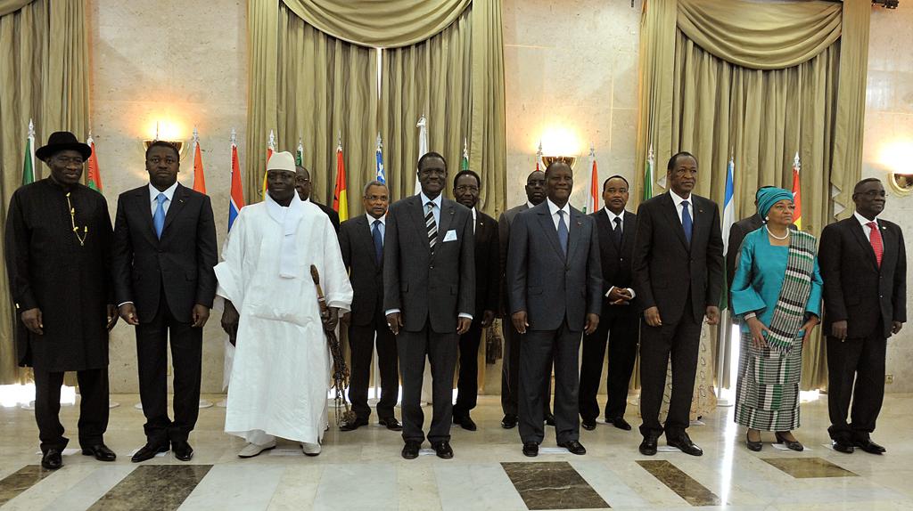 Reunidos em Dacar, líderes da CEDEAO lamentaram evolução negativa da situação em Bissau
