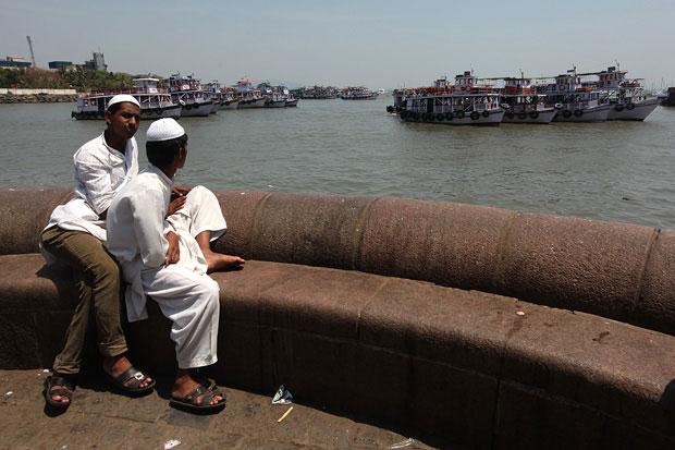 Com olhos de Bombaim
