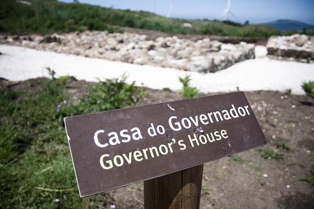 Casa do Governador, Forte de Alqueidão, Sobral de Monte Agraço