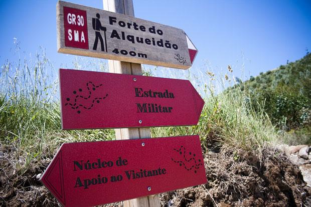 Forte de Alqueidão, Sobral de Monte Agraço