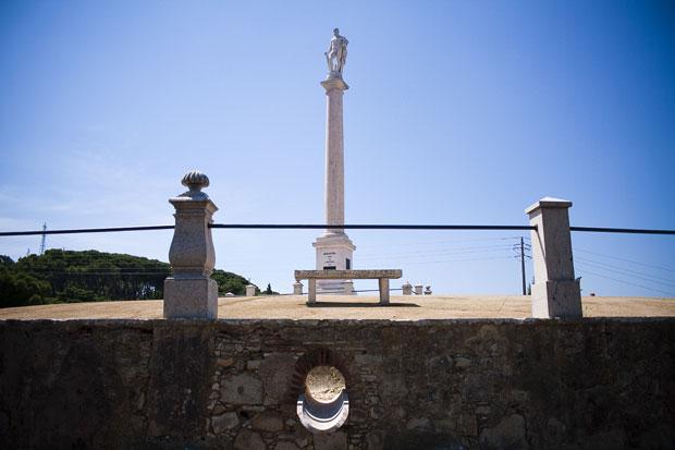 Monumento aos Defensores das Linhas de Torres, Alhandra