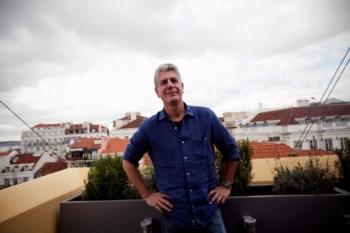 A Lisboa Sem Reservas que viu Anthony Bourdain