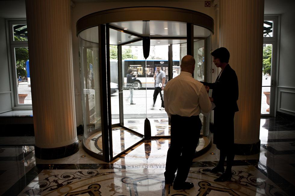 """As portas estão abertas """"a toda a cidade"""", até mesmo para visitas ao espaço, garantiu a directora-geral do Intercontinental – Palácio das Cardosas"""
