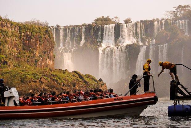 Cataratas do Iguaçu | Parque Nacional Iguazu | Argentina | Foto de Paulo Manuel Santos (316, uma das mais comentadas)