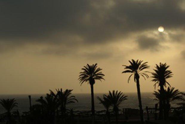 Pôr do sol em Agadir, Marrocos | Foto de Mónica Borges (188)