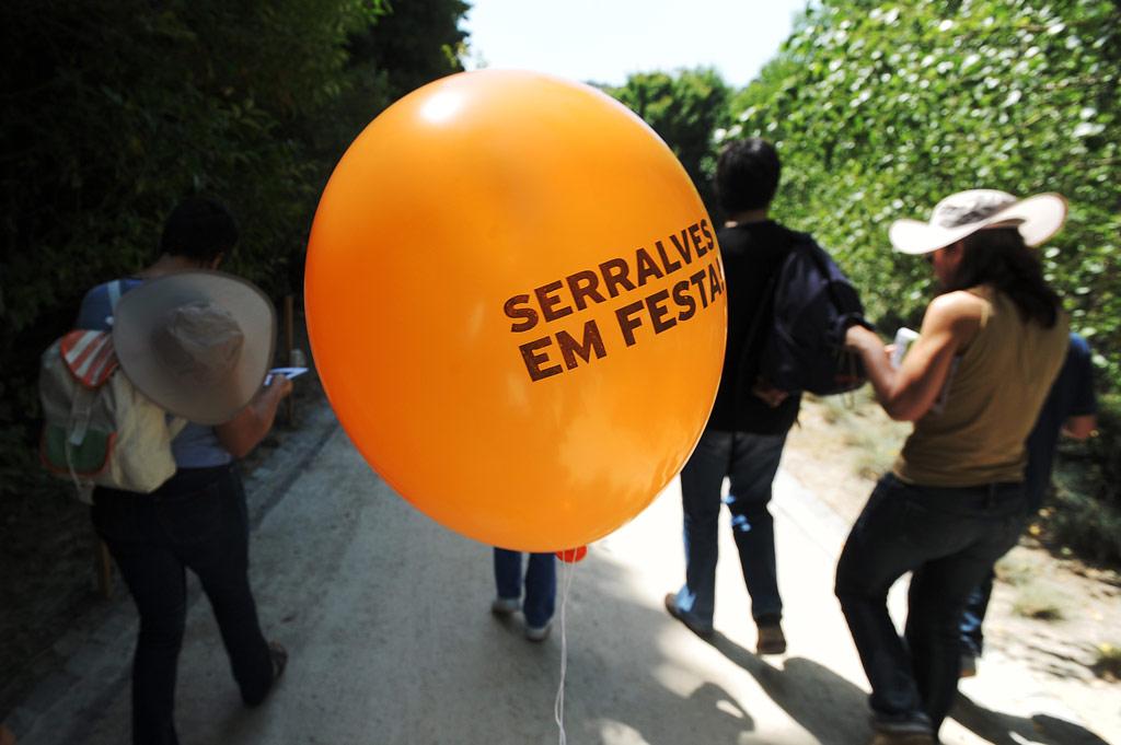 Todas as actividades do Serralves em Festa são gratuitas