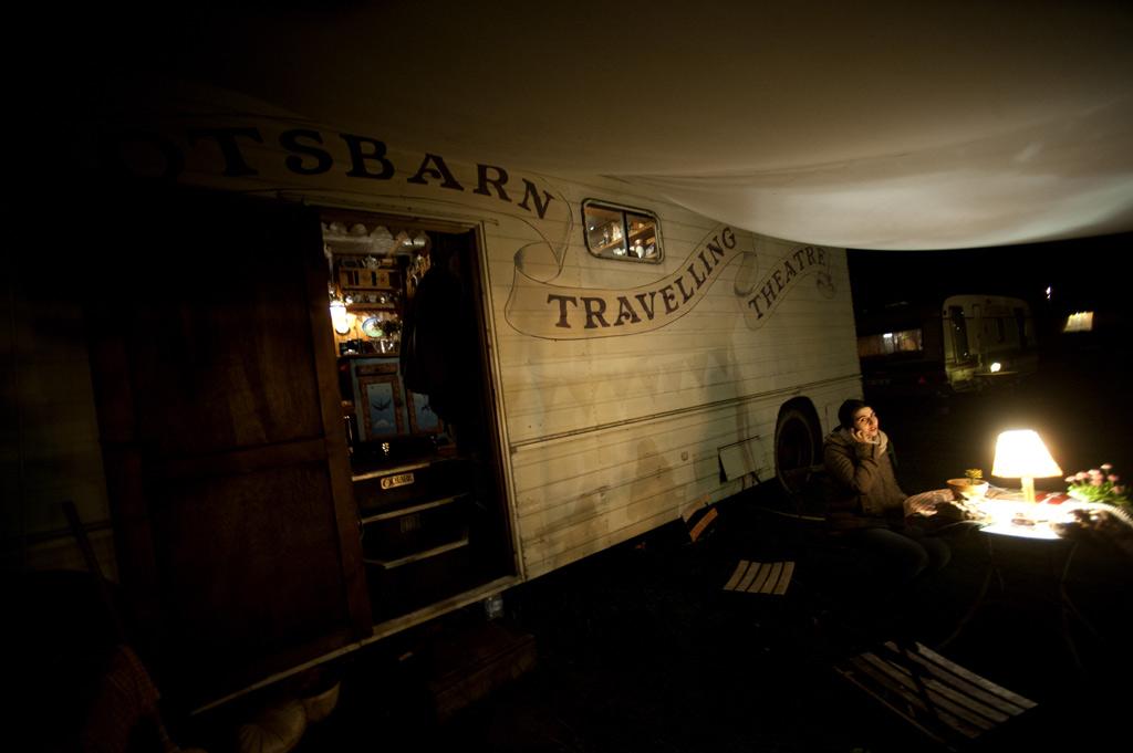 """Os Footsbarn Theatre vão apresentar no Porto a sua leitura de """"A Tempestade"""", de Shakespeare"""