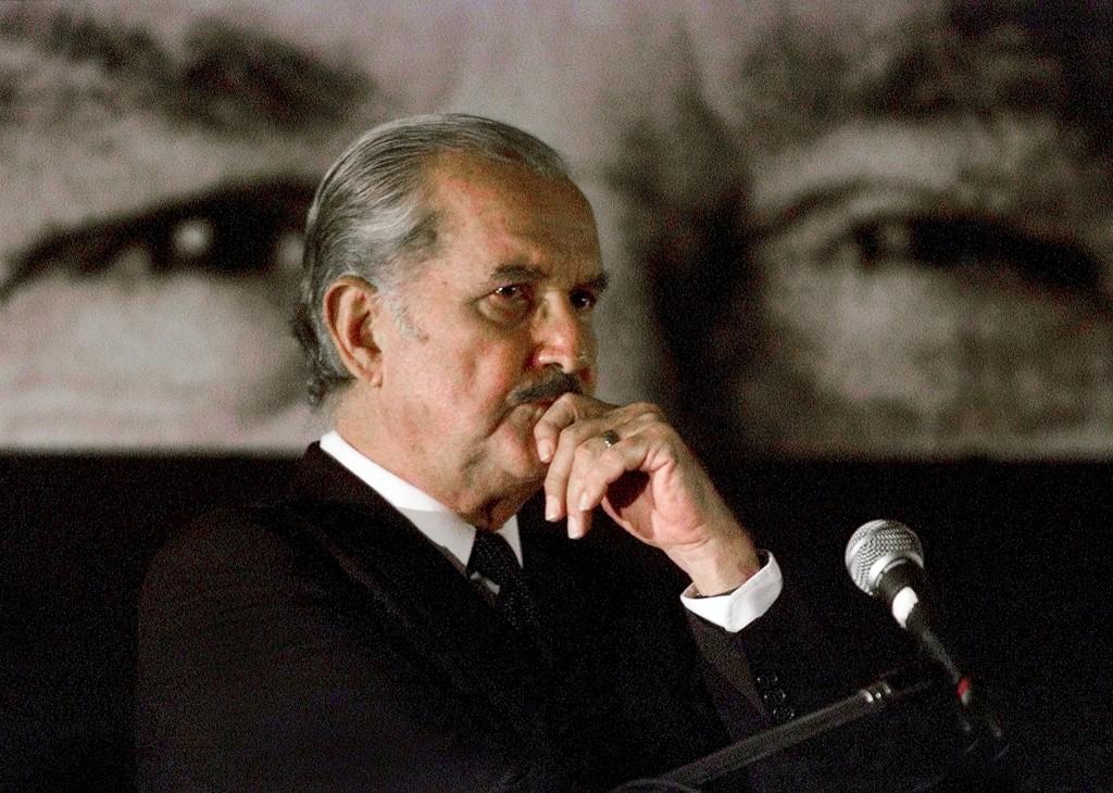 Morreu Carlos Fuentes
