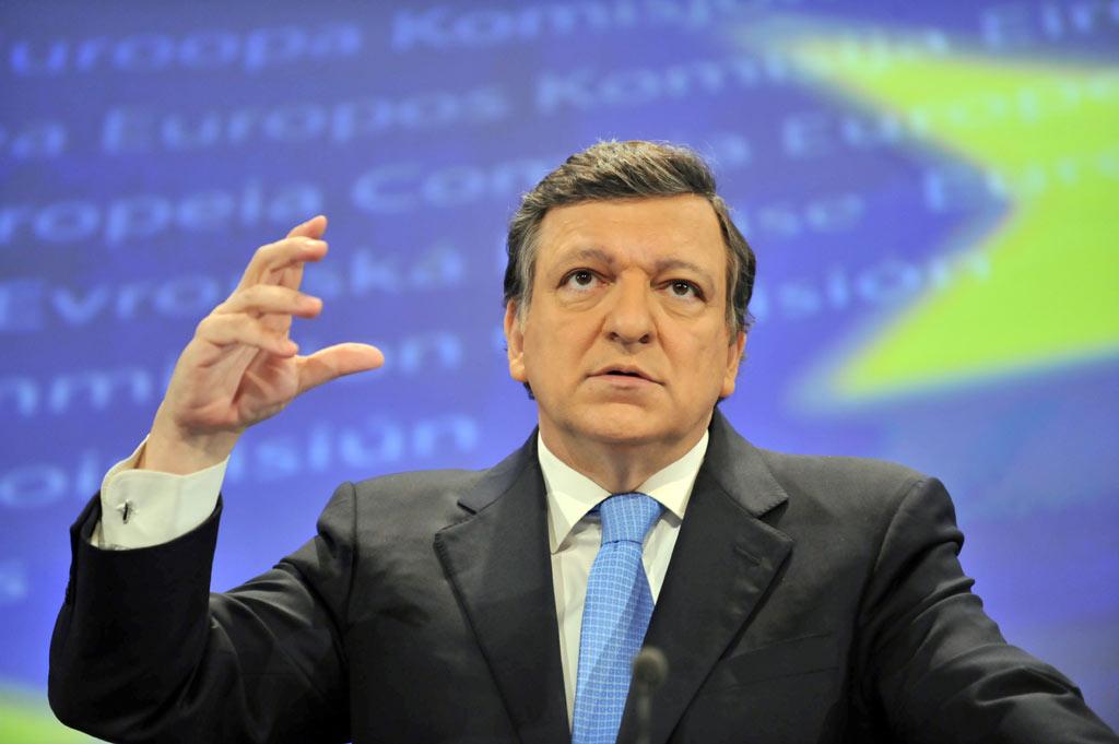 Barroso falava na perspectiva das novas eleições previstas em Junho